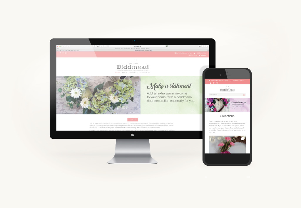 Biddmead Website Design & Development