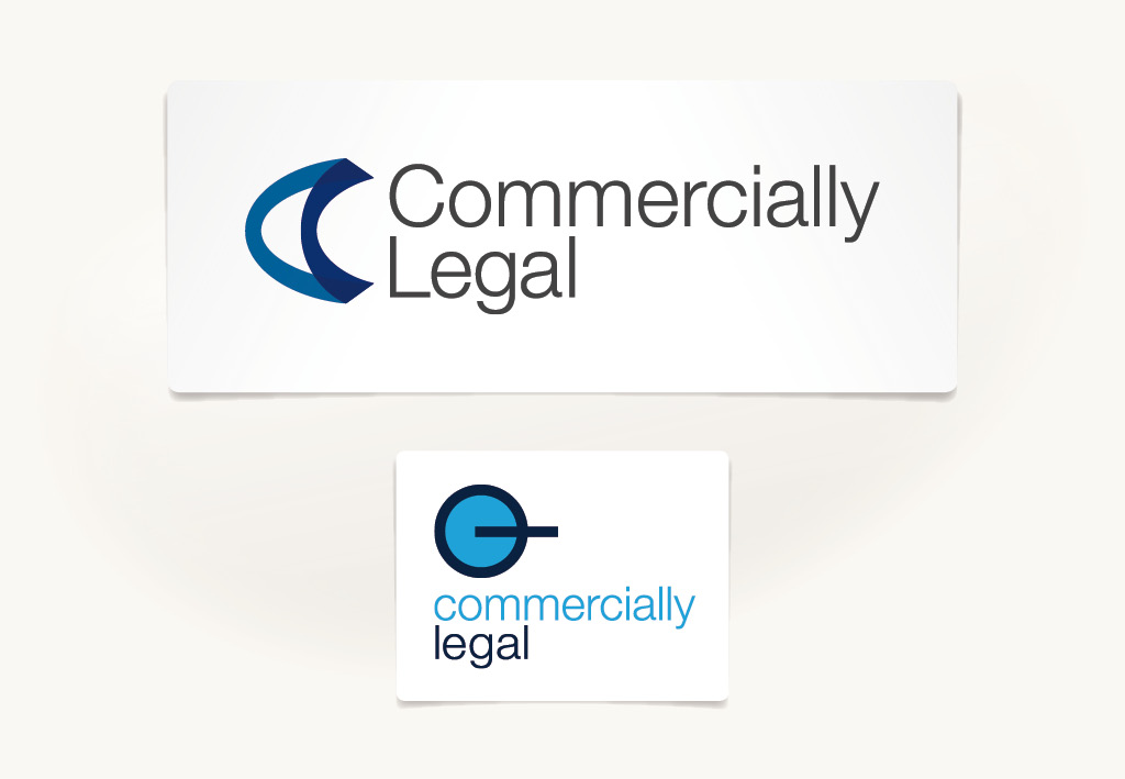 Commercially Legal Logo
