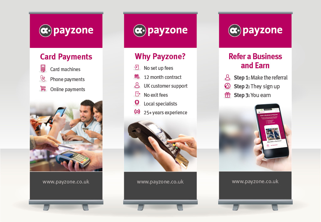 Payzone Banners