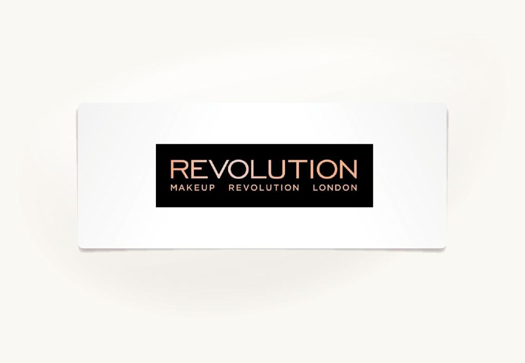 Revolution Make Up Logo