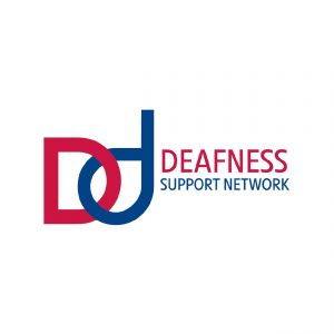 Deafness Support Network Logo