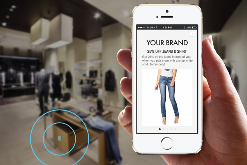 Beacons & Proximity Marketing Retailer
