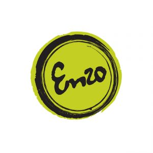 Enzo Pizza Kitchen Logo