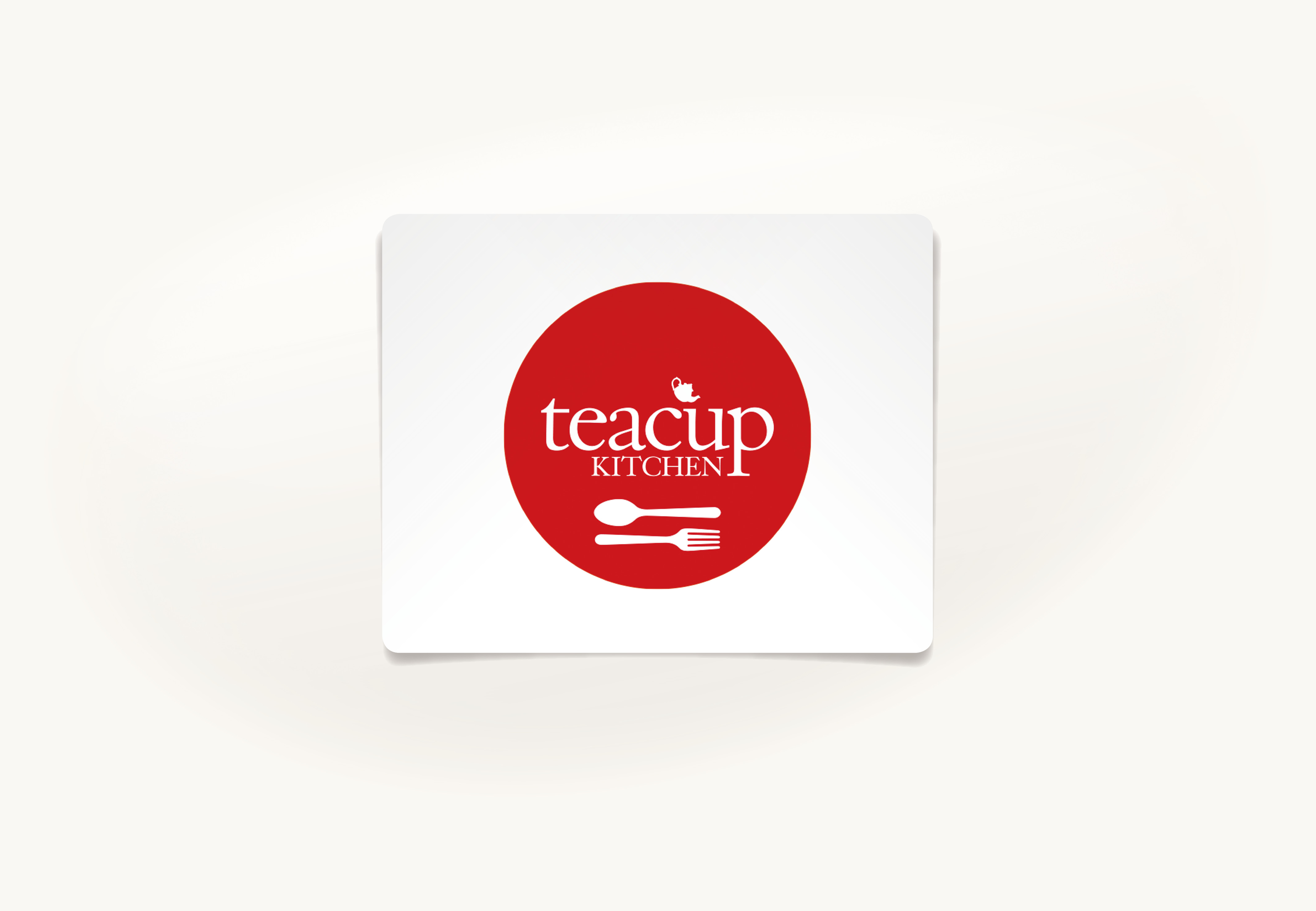 Teacup Kitchen Logo